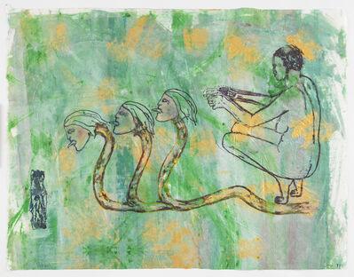 Nancy Spero, 'Ritual', 1992