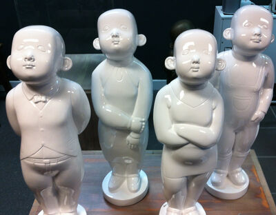 Gong Dong, 'Children of the Sky', ca. 2010