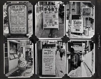 Russell A. Bernier, 'Untitled [Occupied Japan Souvenir Album]', ca. 1950