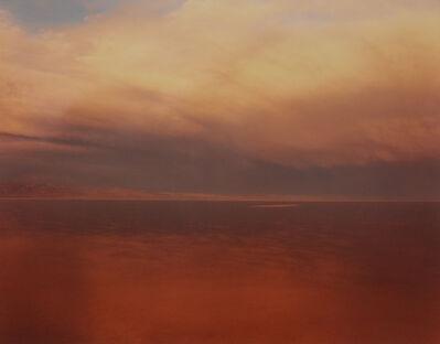 Richard Misrach, 'Salton Sea (Red)', 1985