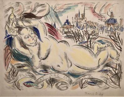 Raoul Dufy, 'Fluctuat Nec Mergitur', ca. 1935