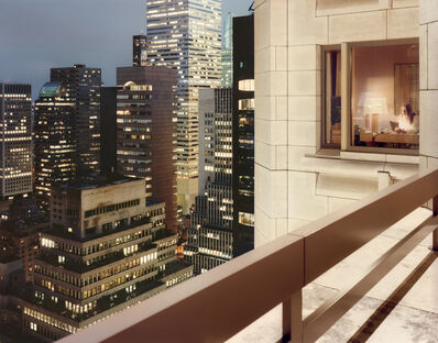 Gail Albert Halaban, 'Midtown East, 57 East 57th Street, Into the Four Seasons', 2010