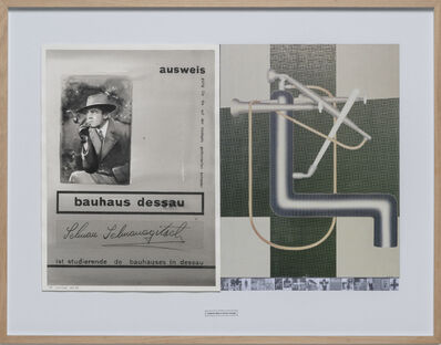 Roman Uranjek & Radenko Milak, '10. October 2019 (Ausweis, Bauhaus - Dessau)', 2018