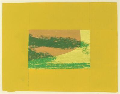 Howard Hodgkin, 'Indian View F; Indian View H; Indian View L (Heenk 16; 18; 22)', 1971