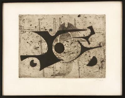 Arthur Luiz Piza, 'Horlogerie', 1957