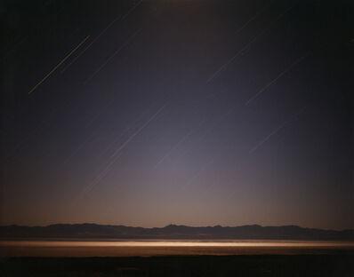Richard Misrach, 'Sevier Dry Lake by Moonlight, Utah', 1998