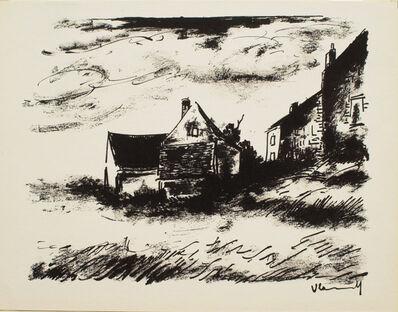 Maurice de Vlaminck, 'La Potinière à Rueil', 1886-1958