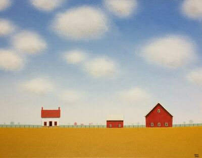 Sharon France, 'A Peaceful Summer's Day', 2018