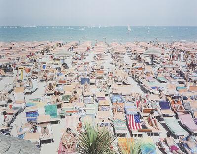 Massimo Vitali, 'Papeete Beach Regatta, (from A Portfolio of Landscapes and Figures)', 2006