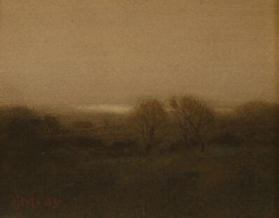 James Henry Moser, 'Dusk', ca. 1905