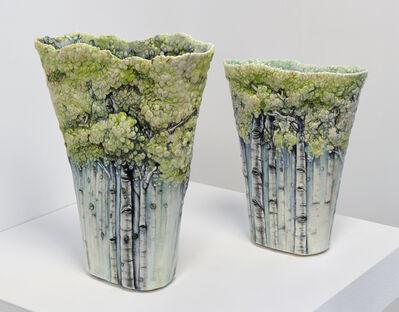 Heesoo Lee, 'In Dream Vase I & II', 2016