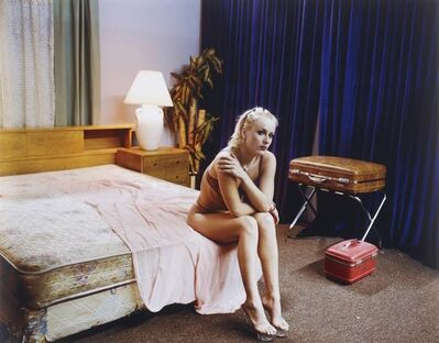 Larry Sultan, 'Sharon from The Valley', 2001