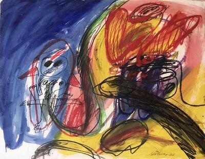 Walter Stöhrer, 'Ohne Titel', 1966