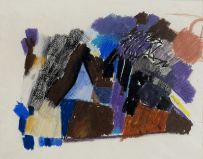 Keith Vaughan, 'Landscape study', 1912-1977