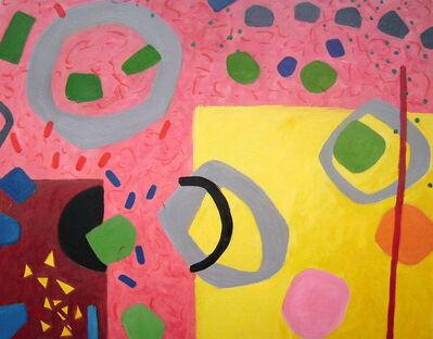 Phillip Alder, 'Yellow Edge', 2018