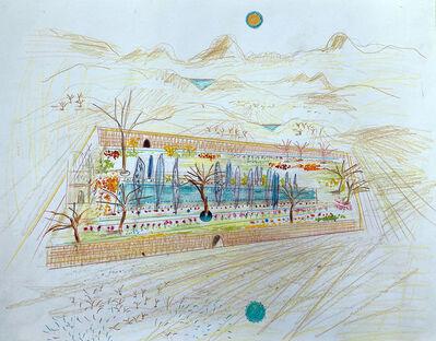 Xavier Puigmarti, 'A Garden Surrounded by Mountains #2', 2020
