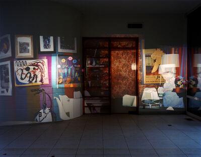 Augusta Wood, 'Mostra Di, Helen holding a carton of milk (1993, 1994, 1999, 2003, 2003, 2008)', 2011