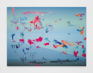 Petra Cortright, 'nylonfetish_ole miss RENTASCAN+', 2019