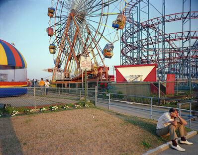 Joe Maloney, 'White Shoes, Asbury Park, New Jersey', 1980