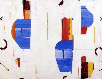 Caio Fonseca, 'Piestrasanta Painting CO2.18', 2002