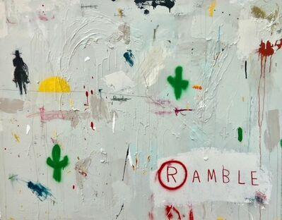 Justin Lyons, 'Registered Rambler', 2018