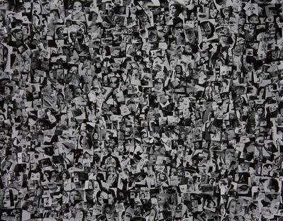 Harry Callahan, 'Faces, Collage', 1956