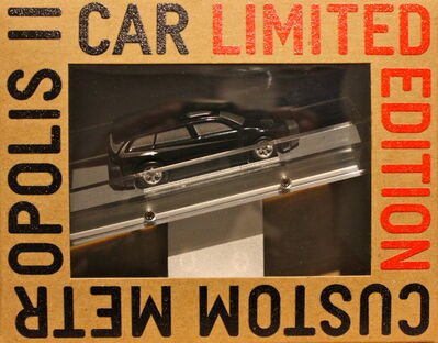 Chris Burden, 'Metropolis ll Car', 2012
