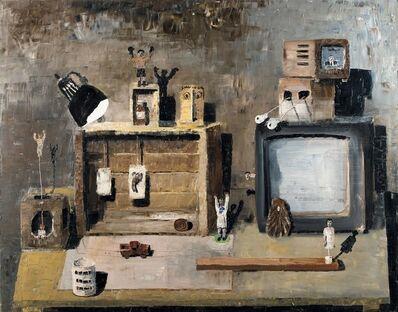 Ignacio Iturria, 'Otra Instalación', 1999