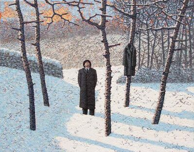 Mark Edwards, 'Counting Crows', 2020