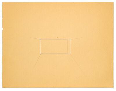 Fred Sandback, 'Untitled', ca. 1970