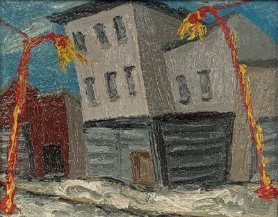 Arnold Sharrad, 'Impressionist Brooklyn Streetscape (7)', 2006-2007
