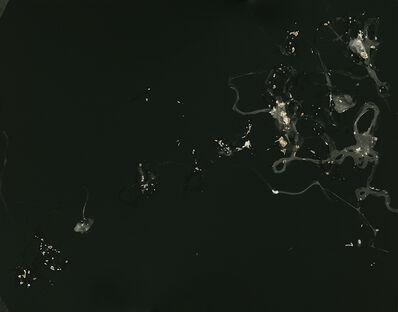 DM Witman, 'Supercluster Arion Cloud 4t', 2012