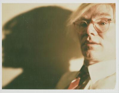 Andy Warhol, 'Self-Portrait (The Shadow)', 1981