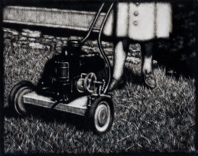 Peter Drake, 'Motor Mower', 2017