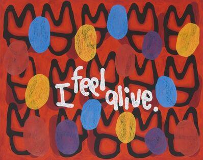 JIHI, 'I Feel Alive', 2021