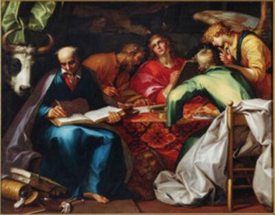 Abraham Bloemaert, 'The Four Evangelists', ca. 1612–15