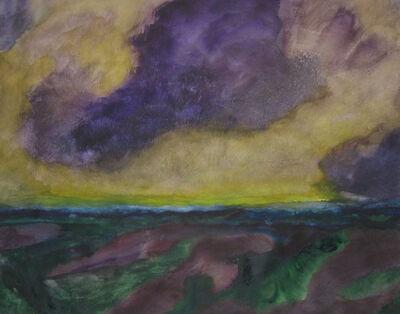 Herbert Beck, 'Weite Landschaft', 2006