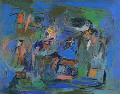 Ralph Rosenborg, 'Subjective Farm Landscape', 1940