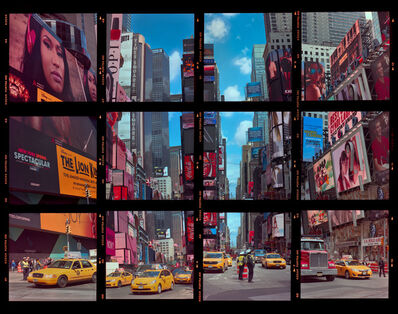 William Furniss, 'Times Square Contact #2 ', 2016