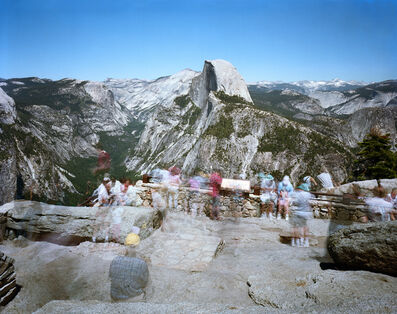 Mark Klett, '8 Minutes at Glacier Point', 2000-2010