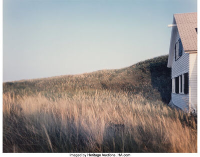 Joel Meyerowitz, 'House in the Dune Grass, Ballston Beach, Truro, Massachusettes', 1987