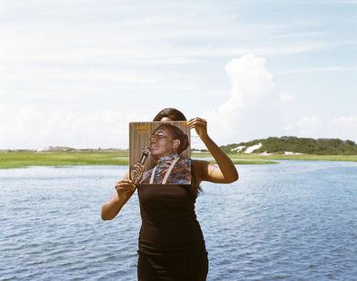 Xaviera Simmons, 'Carmen's Gold', 2009