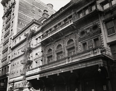 """Berenice Abbott, 'Fifth Avenue Theatre, 28th Street Facade (from the series """"Changing New York"""")', 1938"""