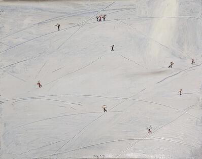 Tutu Kiladze, ''Winter'', 2019