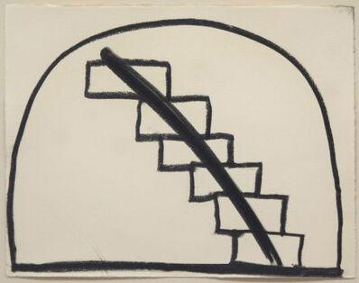 Basil Beattie RA, 'Above and Below #1', 2002