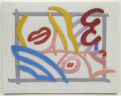 Tom Wesselmann, 'Bedroom Blonde', 1988