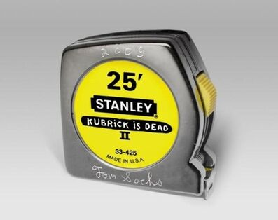 Tom Sachs, 'Stanley Kubrick is Dead', 2009