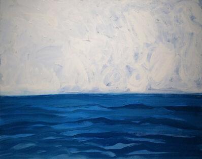 Kathryn Lynch, 'Sea and Clouds', 2016