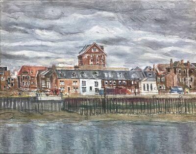 Leonard McComb R.A., 'Study for King's Lynn', 1999