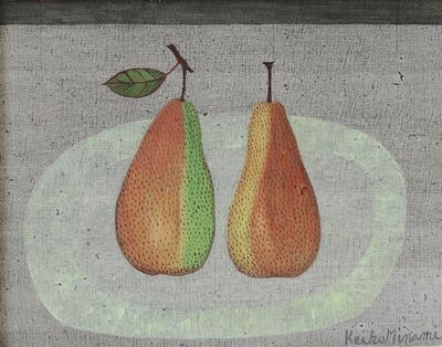 Keiko Minami, 'Untitled (Pears)', ca. 1960